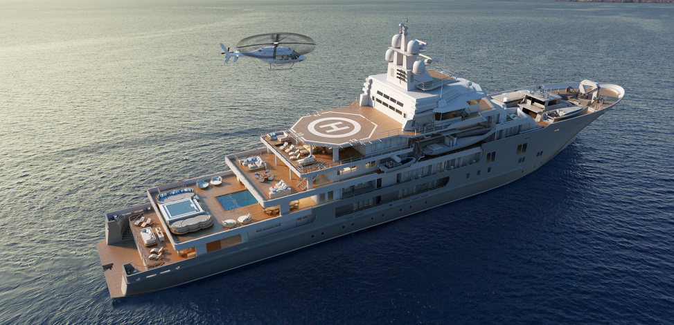 Megayacht management